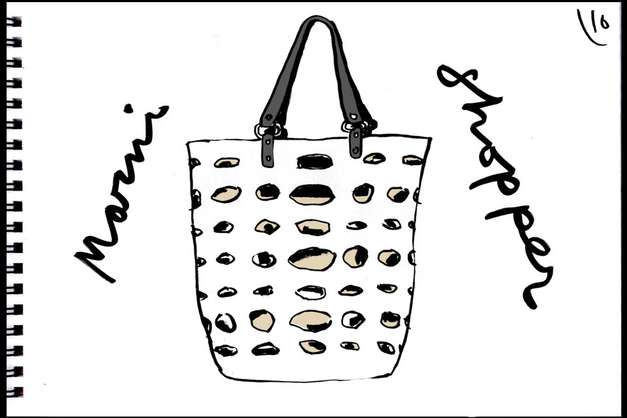 10.marni shopper