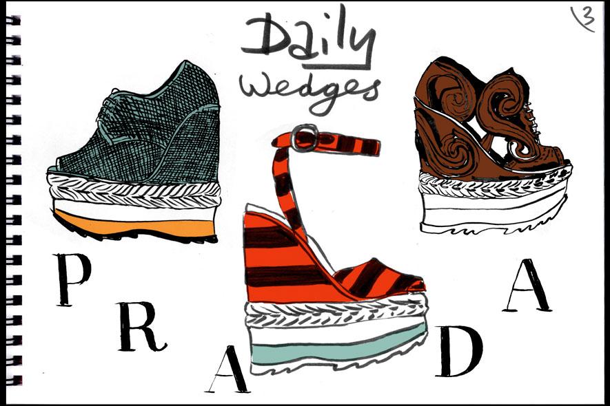3.prada daily
