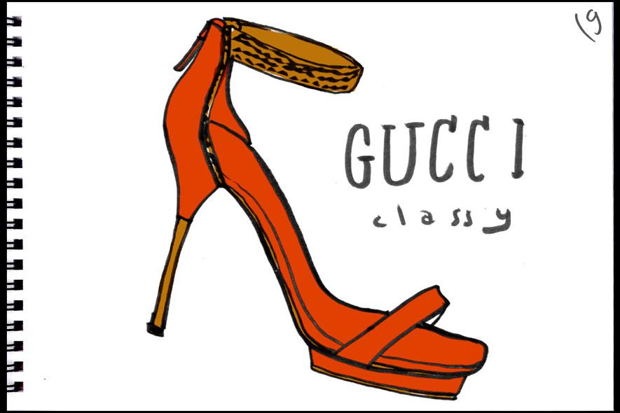 9.gucci classy