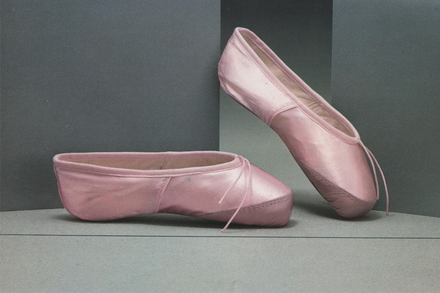 Ballerine Porselli Scarpe Vintage