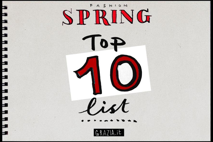 Cover Top Ten List