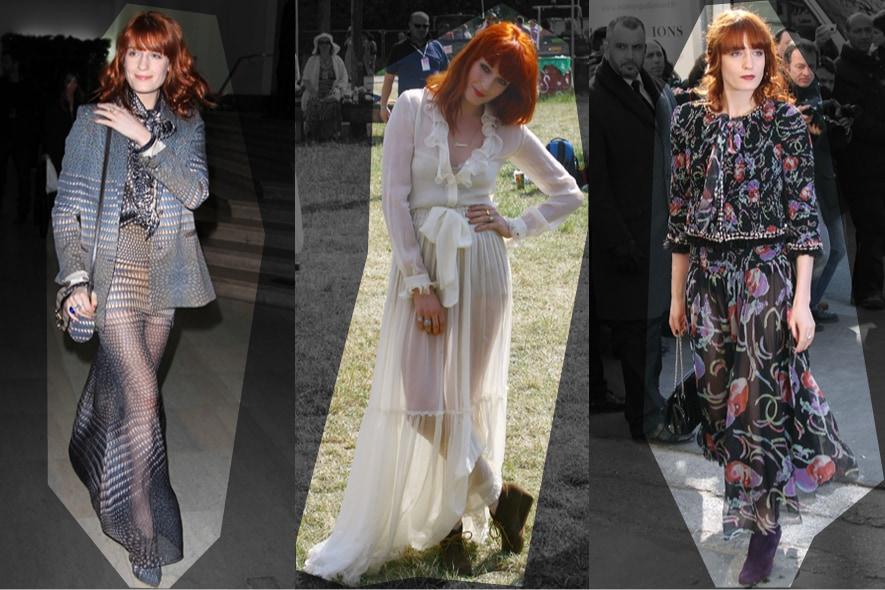 Florence Welch vestiti