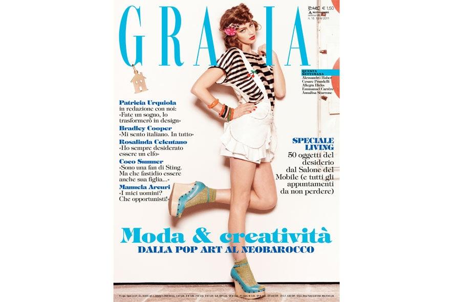 Grazia 16 del 2011
