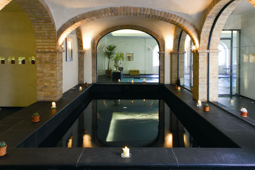 L'Andana vitality pool