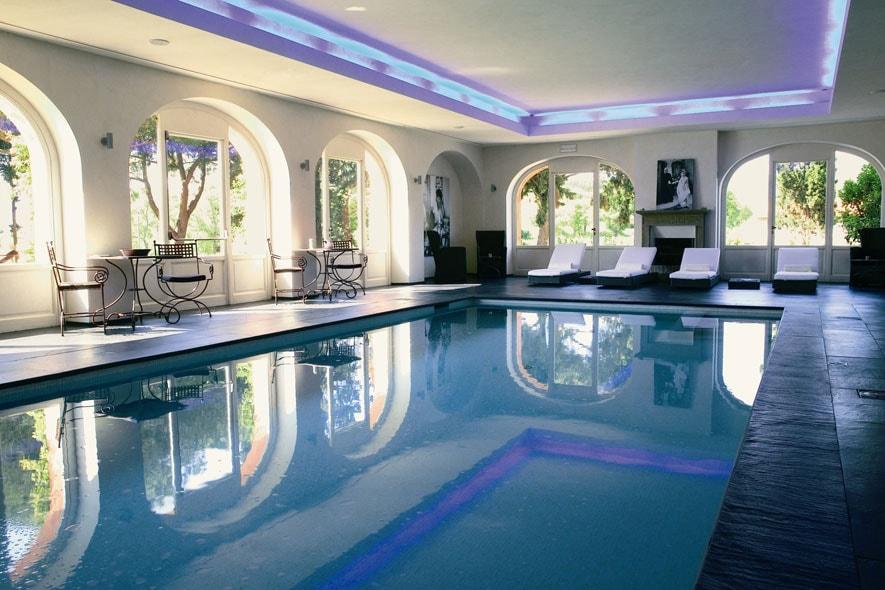 L'andana swimming pool