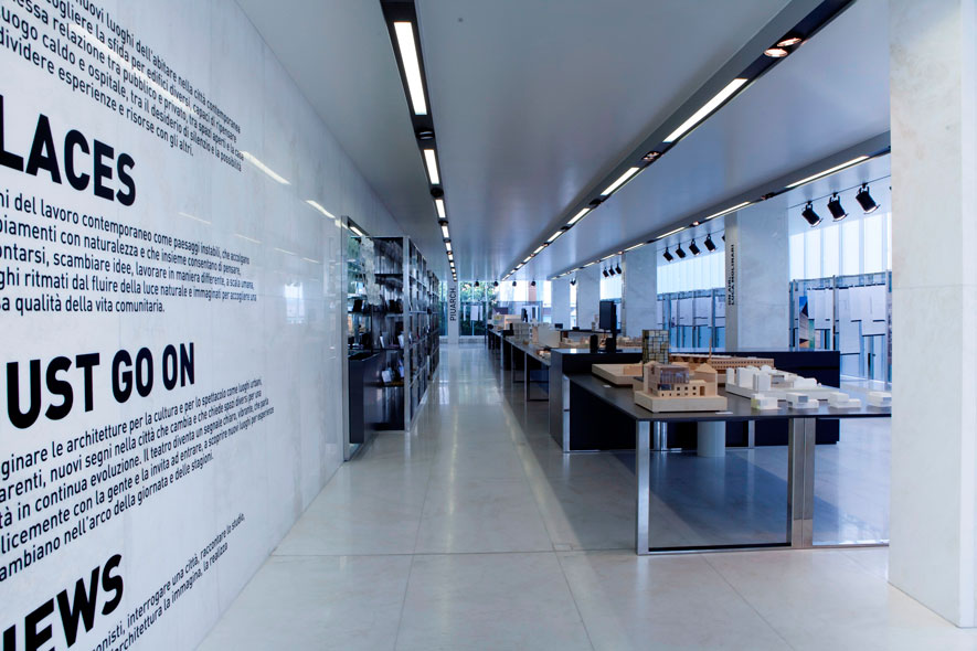 Piuarch e D&G – mostra Open House