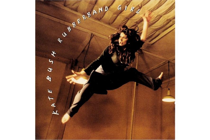 10 Kate Bush   Rubberband Girl 1993 re size