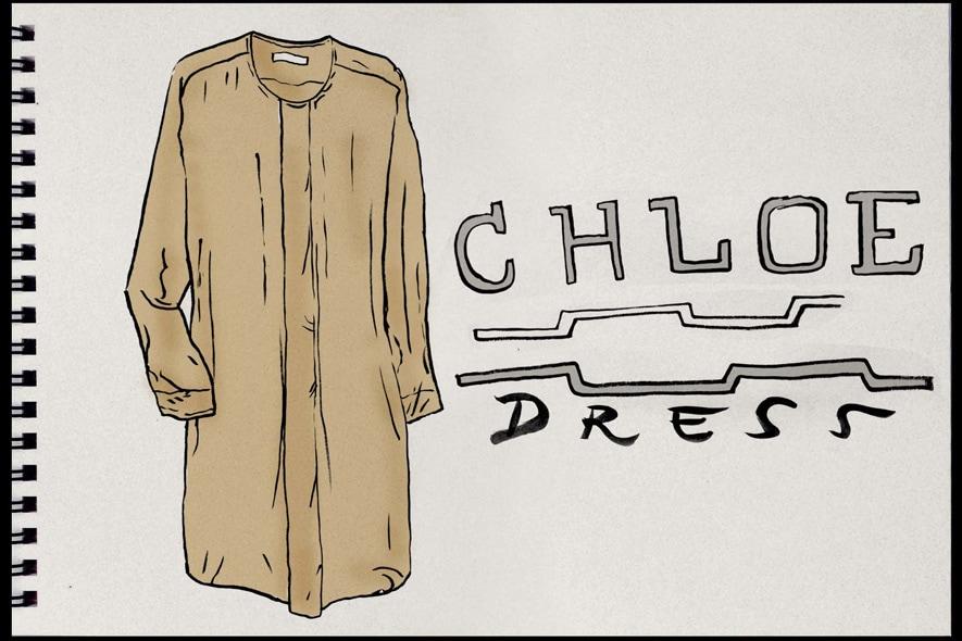 Abito Chloe