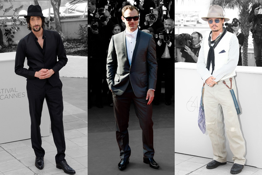 Best Men Cannes 2011