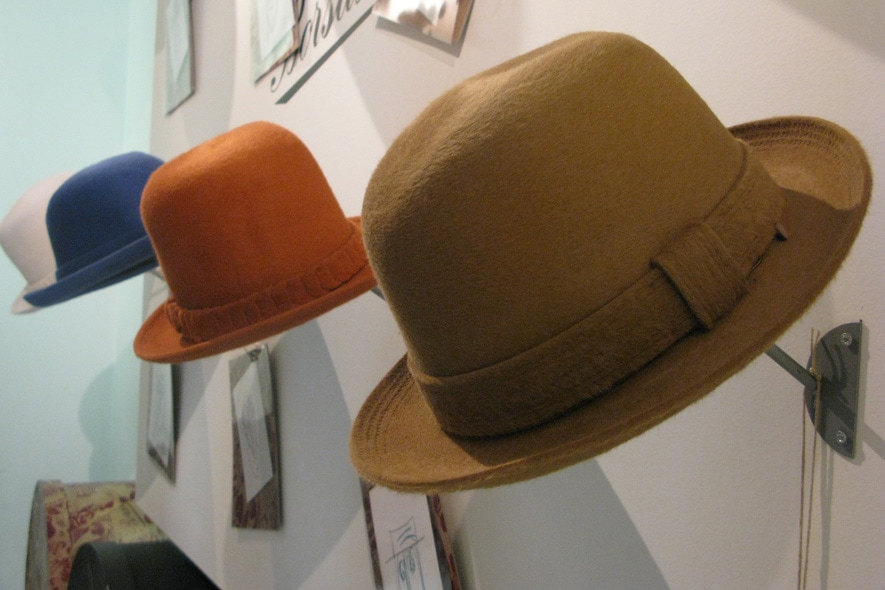 Borsalino cappello in feltro
