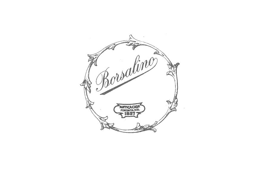 Borsalino il logo