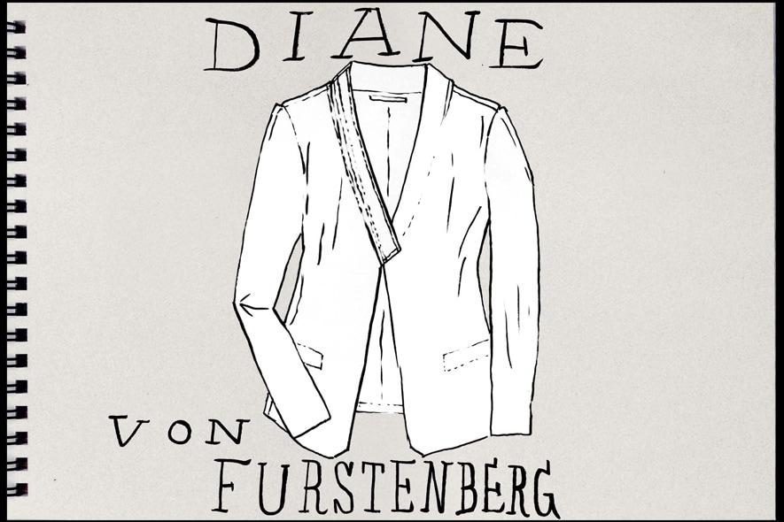 DianeVonFurstenberg Giacca