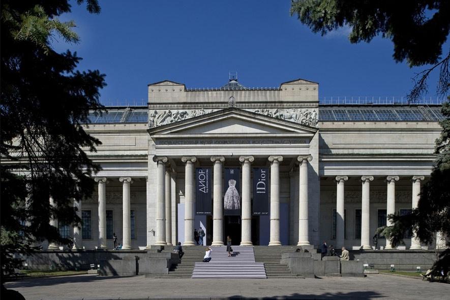 Dior in mostra al Pushkin Museum of Fine Arts