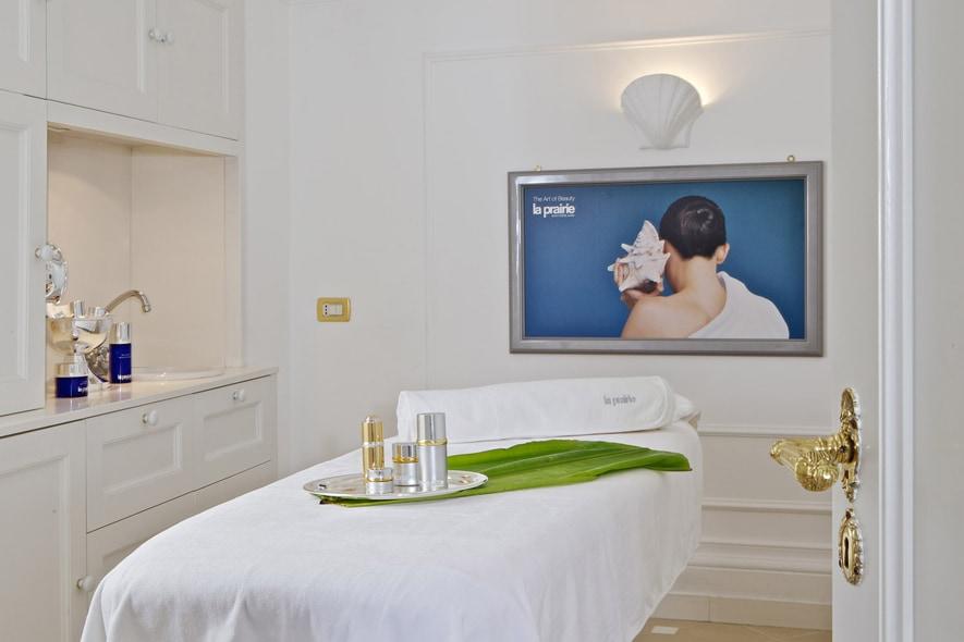 Grand Hotel Quisisana: SPA The Art of Beauty