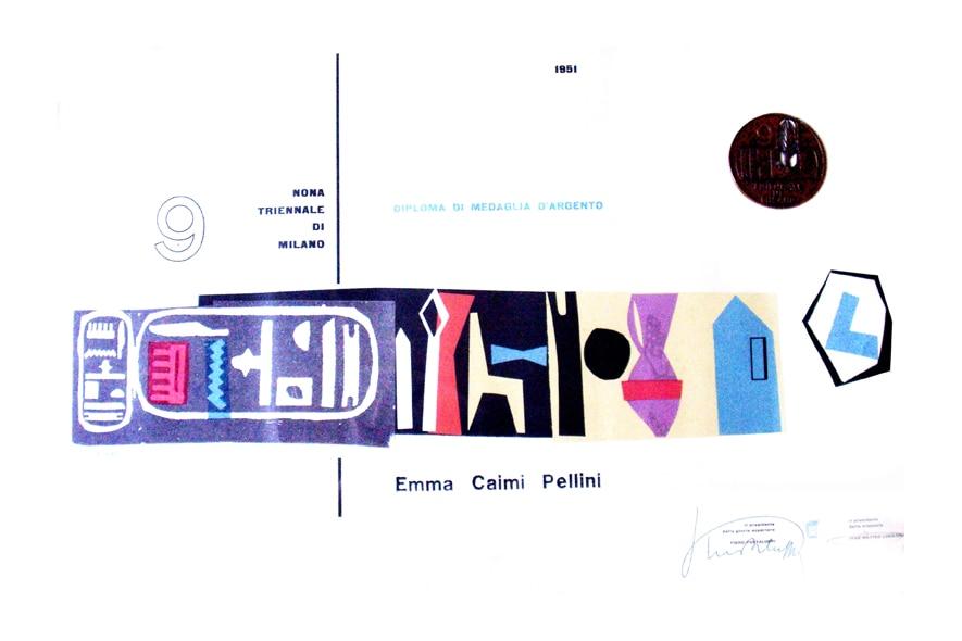 Pellini diploma Emma