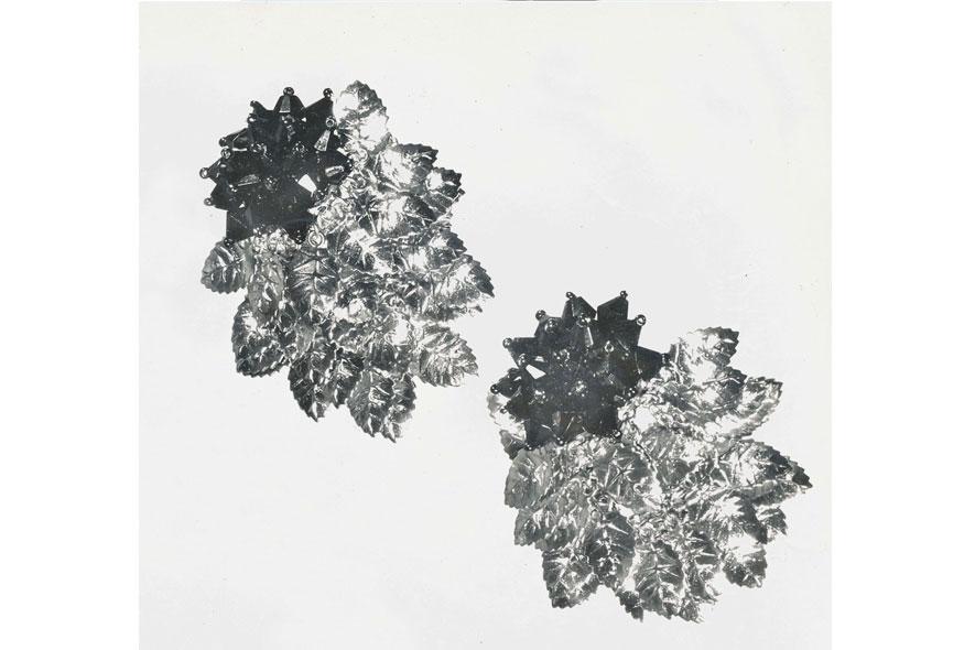 Pellini orecchini anni 50
