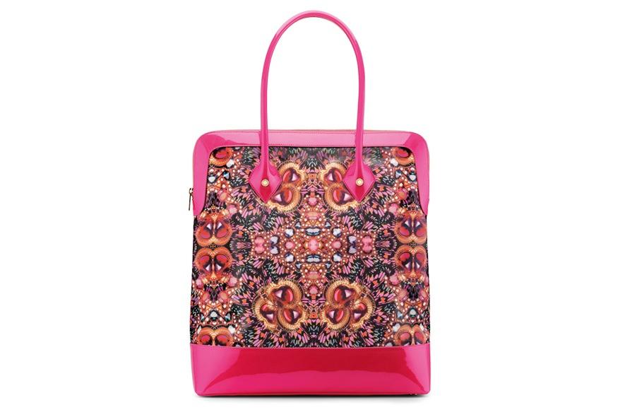 Shopper bag Matthew Williamson per Bulgari