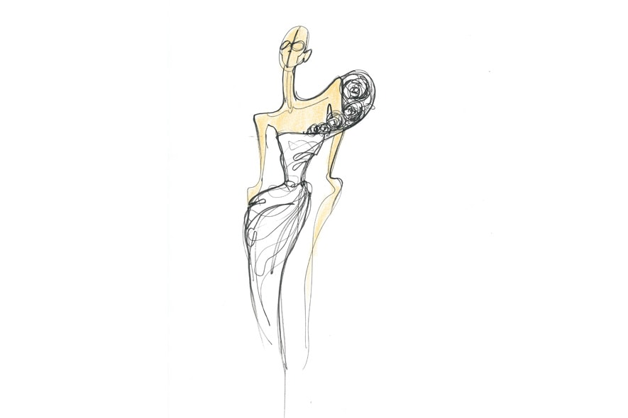 Silvina Maestro sketch