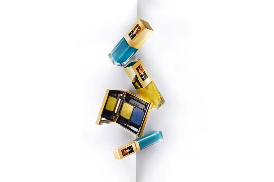 Total Summer Look di Yves Saint Laurent