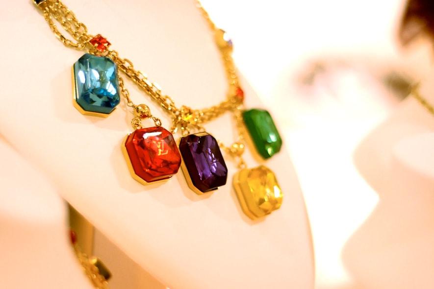 Vuitton collier