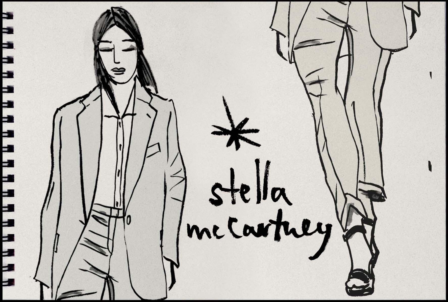 stella mc carteny tailleur