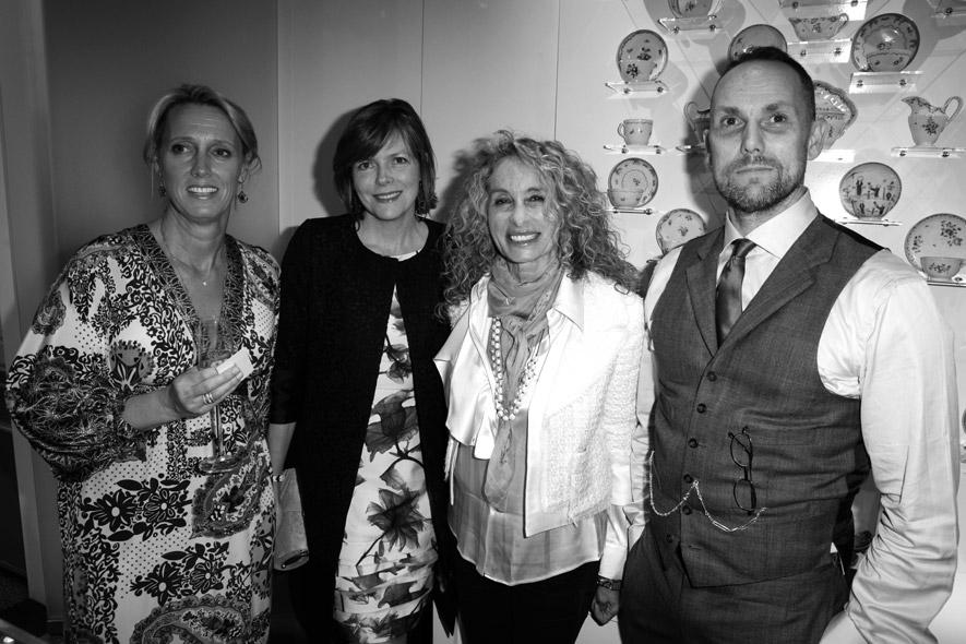 Annoushka Ducas, Carol Woolton, Ann Dexter Jones