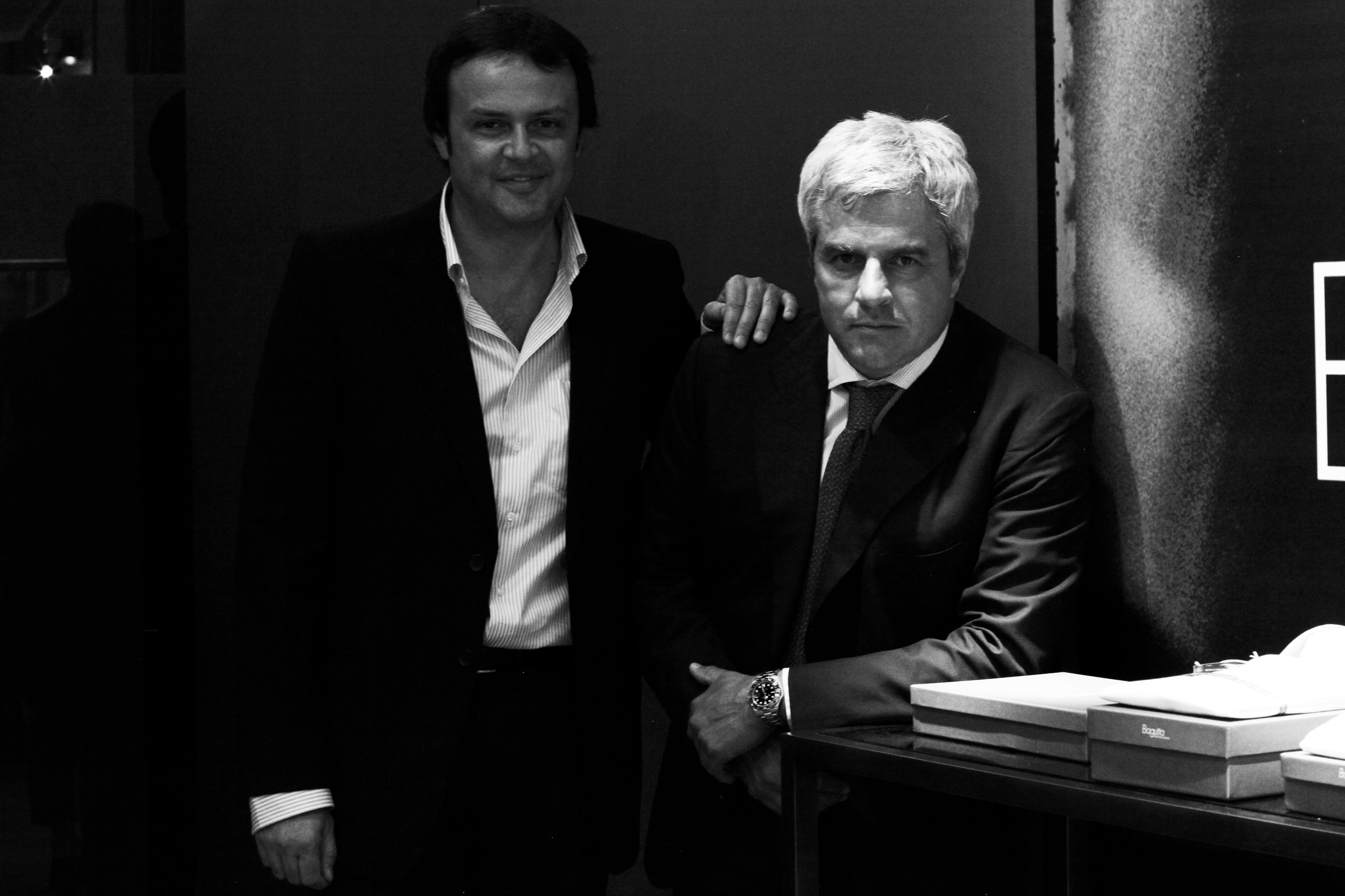Antonio ed Andrea Gavazzeni