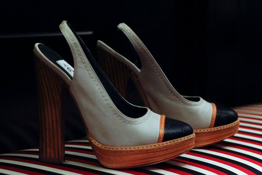 BlackFleece scarpe