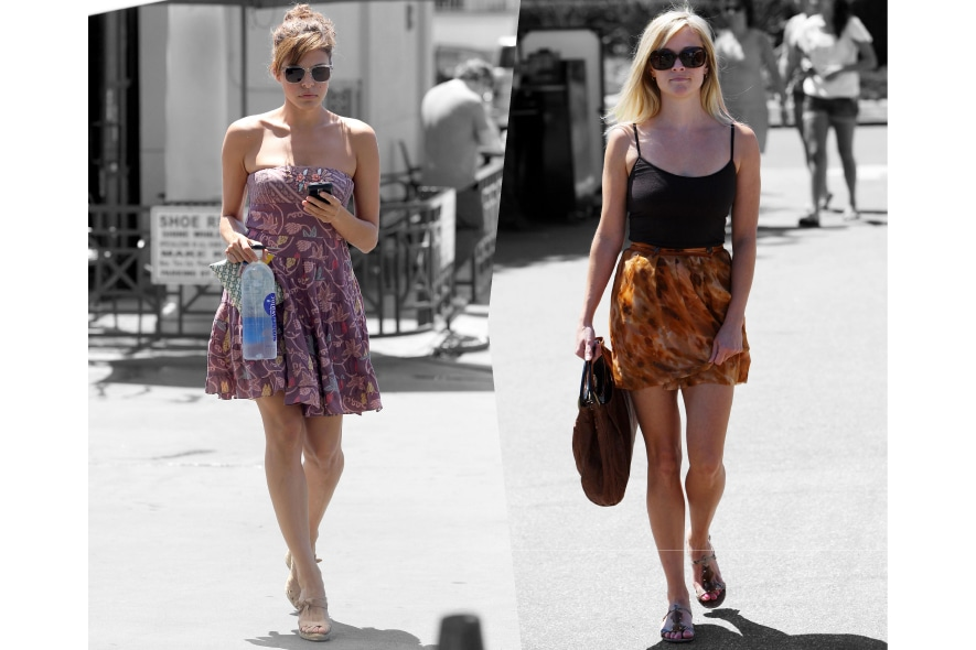 Eva Mendes vs Reese Witherspoon