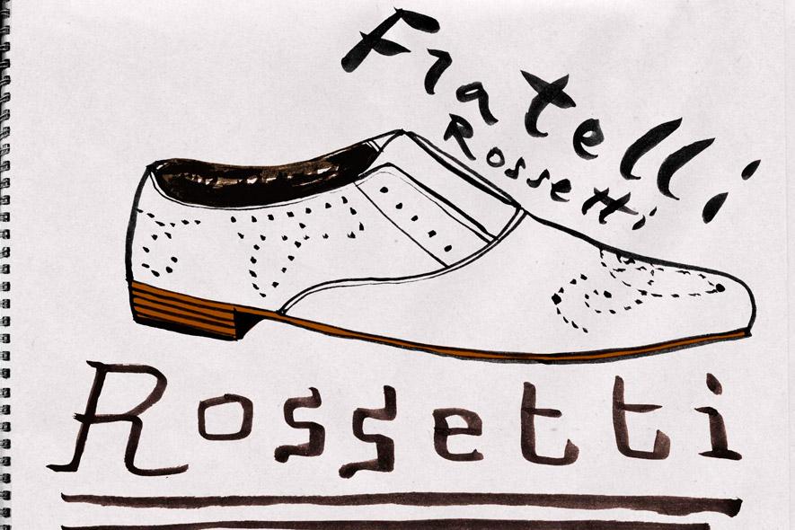 Fratelli Rossetti scarpe