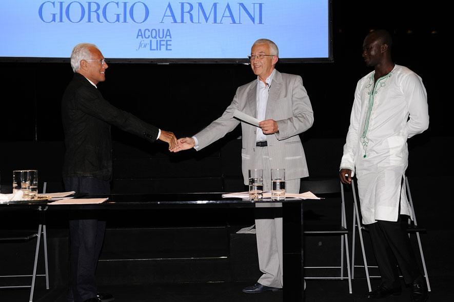 Giorgio Armani acqua for life