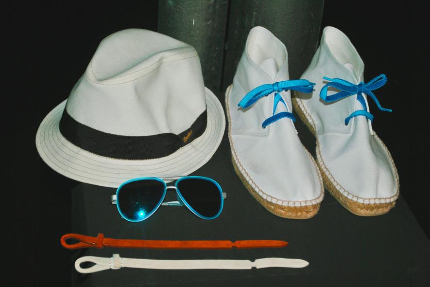 I I iconic accessory set Photo by Delphine Hervieu