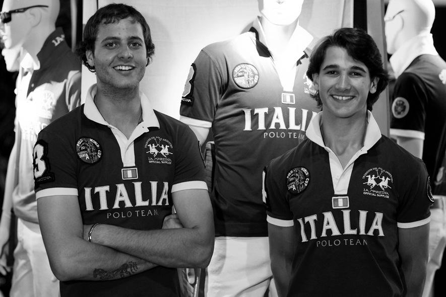 La Martina magliette della nazionale di polo
