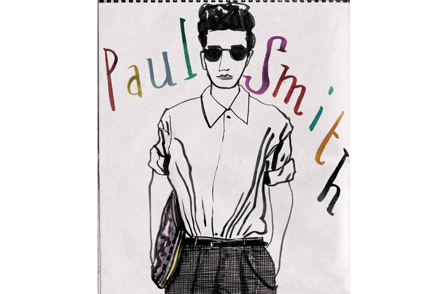 PaulSmith camicia