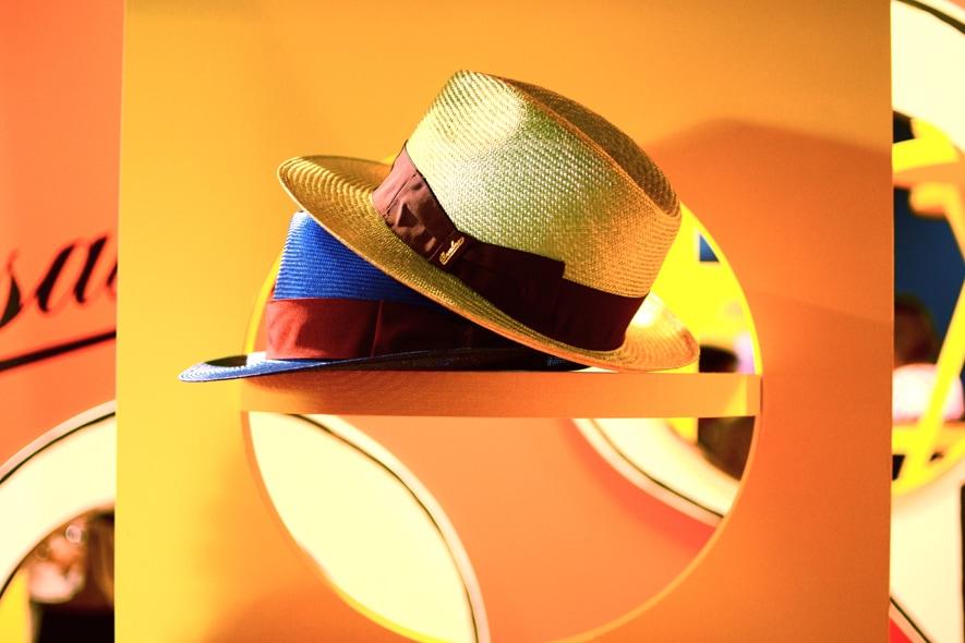borsalino3 Due cappelli della nuova collezione p e 2012 di Borsalino 4b309c7d296c