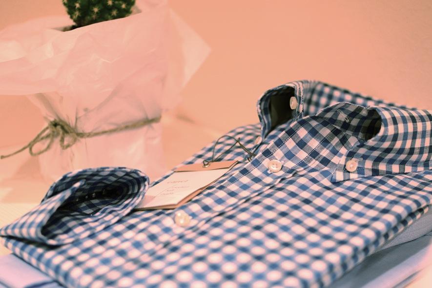 carrel camicia