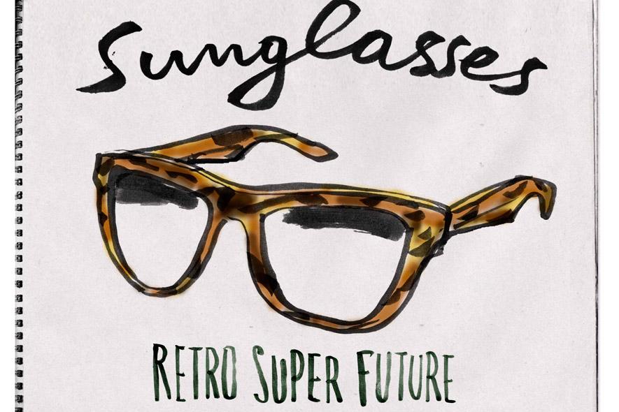 occhiali da sole Super