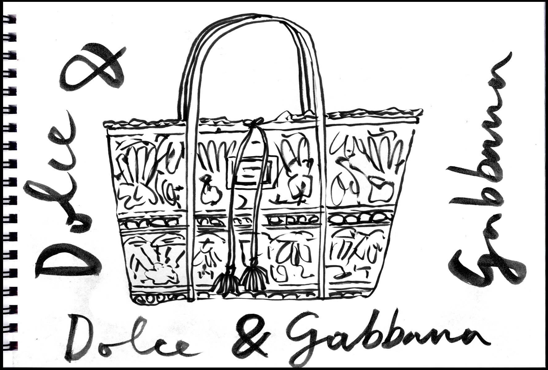 shopper bag Dolce&Gabbana
