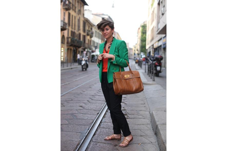 street milano Laura Cuca