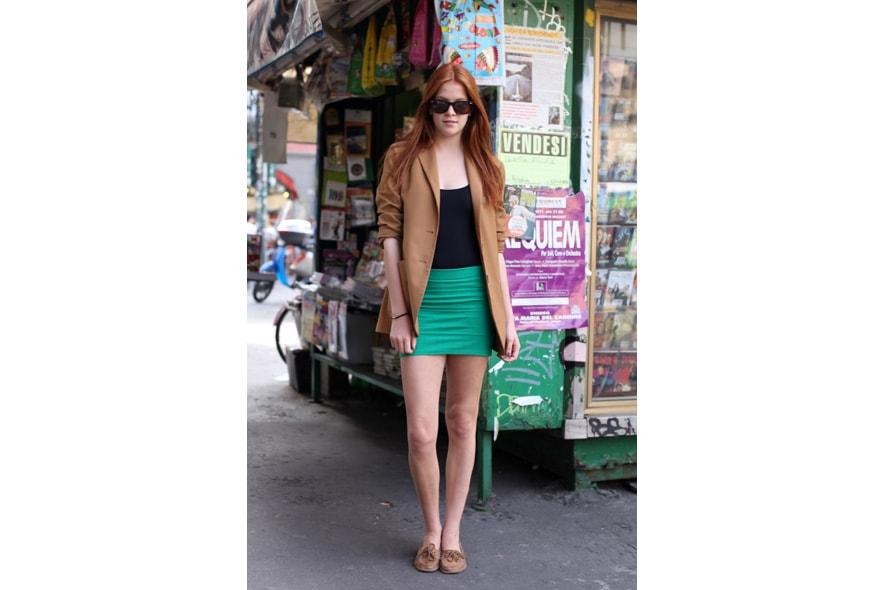 street milano Sona Erin