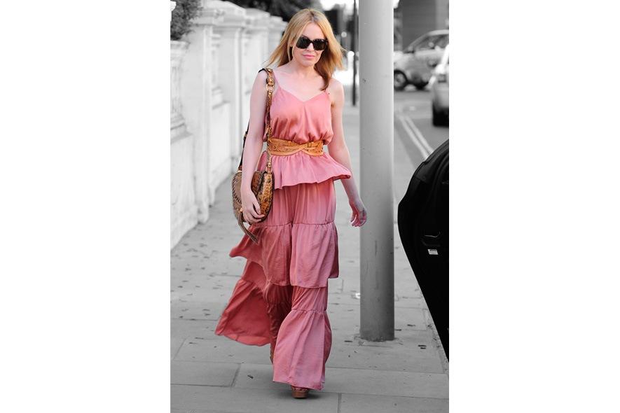 10 Kylie Minogue lapresse