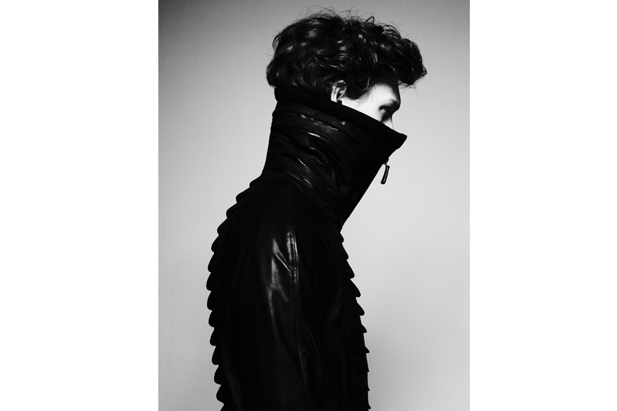 Carapace by Barnabé Hardy AW11
