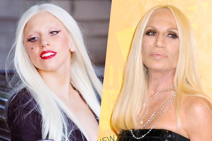 Gaga-donatella