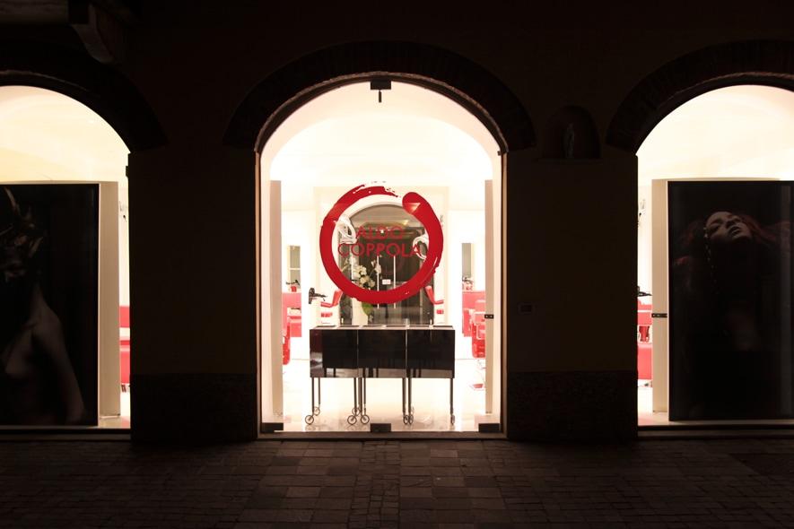 Il nuovo atelier di Aldo Coppola a Milano