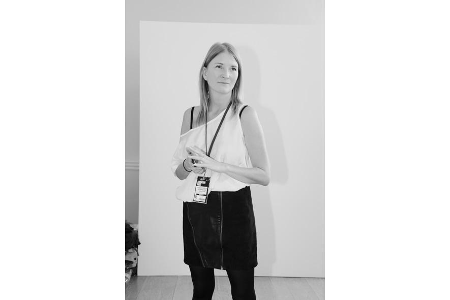 Charlotte Eskildsen portrai