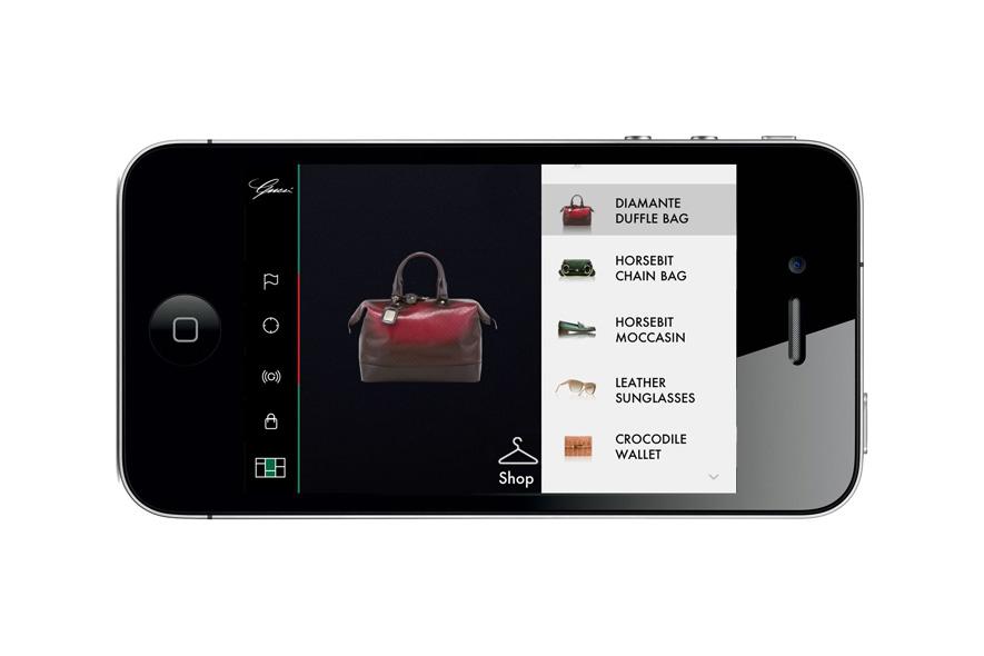 Gucci PR iPhone Shop HiRes