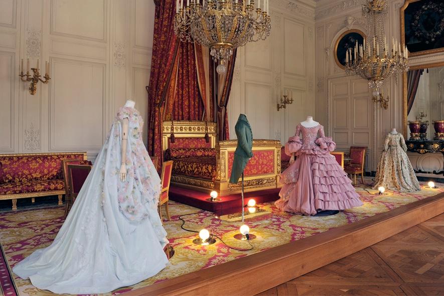 Maison Christian Dior Collection haute couture Printemps Été 2011