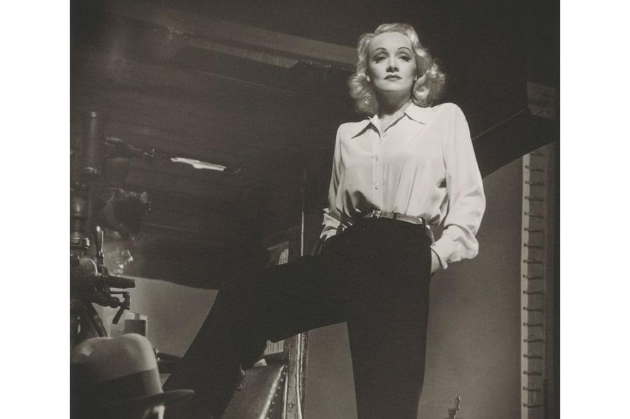 Marlene Dietrich Manpower