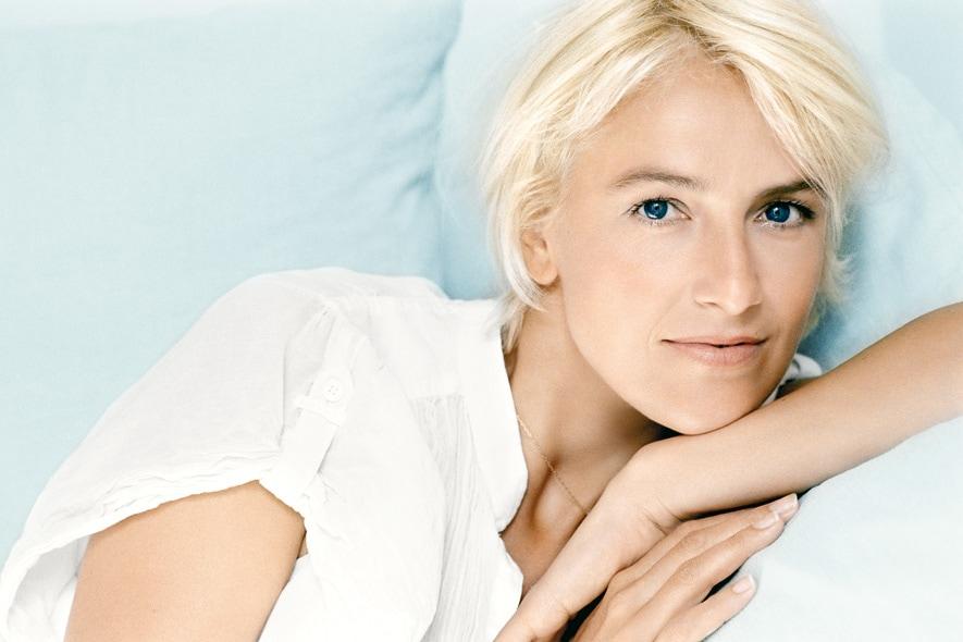Portrait of Vanessa Bruno by Sylvie Lancrenon