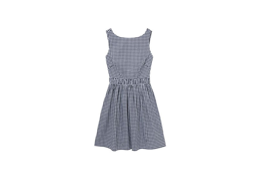 vichy tara jarmon dress